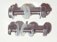 cartridge mounting screws