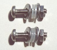 cartridge mounting hardware 1/2 in