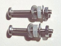 cartridge mounting hardware 5/8 in