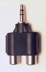 RCA Stereo-PC Audio Adapter